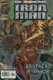 Iron Man #9 Volume 2 (1996 Series) Marvel Comics